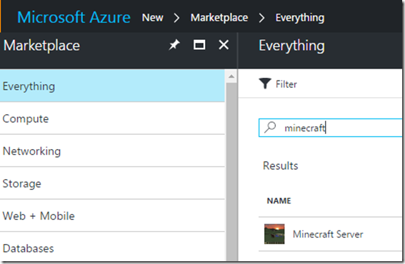 Deploying Minecraft Server on Azure | MSFT Stack